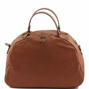 Спортивная сумка Tuscany Leather Sporty Leather TL141149 honey