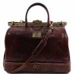 Дорожный саквояж Tuscany Leather Barcelona TL141185 brown