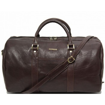Дорожная сумка Tuscany Leather Travel TL151101 dark brown