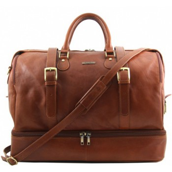 Дорожная сумка Tuscany Leather Travel TL151104 brown