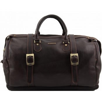 Дорожная сумка Tuscany Leather Travel TL151105 dark brown