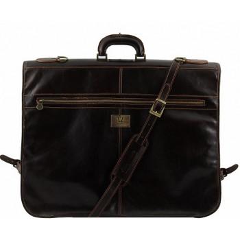 Портплед Tuscany Leather Bali TL30179 dark brown
