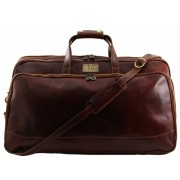 Дорожная сумка Tuscany Leather Bora Bora L TL3067 brown