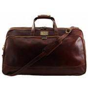 Дорожная сумка Tuscany Leather Bora Bora L TL3067 brown