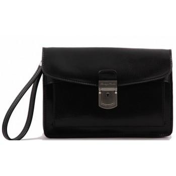 Сумка для документов мужская Tuscany Leather Max TL8075 black