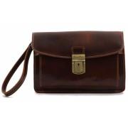 Сумка для документов мужская Tuscany Leather Max TL8075 brown
