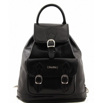 Рюкзак Tuscany Leather Singapore TL9039 black
