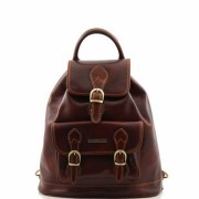 Рюкзак Tuscany Leather Singapore TL9039 brown