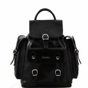 Рюкзак Tuscany Leather Pechino TL9052 black