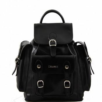 Рюкзак Tuscany Leather Pechino TL9052 black