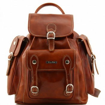 Рюкзак Tuscany Leather Pechino TL9052 honey