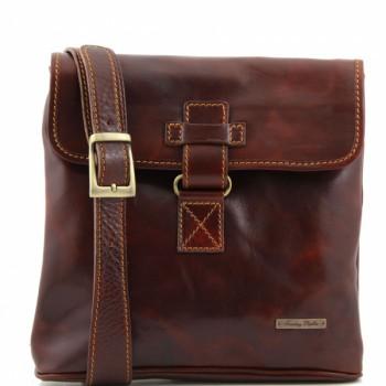 Сумка свободного стиля Tuscany Leather Andrea TL9087 brown