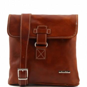 Сумка свободного стиля Tuscany Leather Andrea TL9087 honey