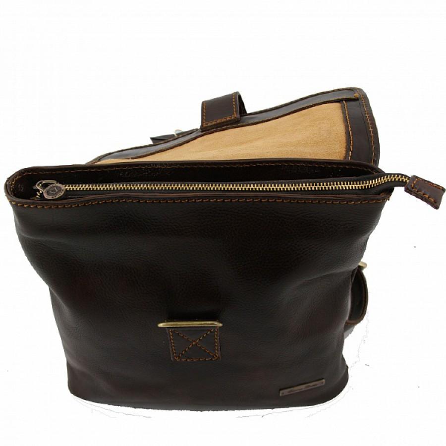 Итальянские мужские кожаные сумки ro