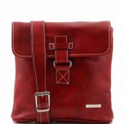 Сумка свободного стиля Tuscany Leather Andrea TL9087 red