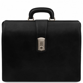 Саквояж-портфель Tuscany Leather Canova TL141826 black