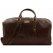 Дорожная сумка Tuscany Leather Francoforte FC140860 dark brown