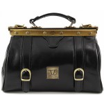 Саквояж Tuscany Leather Mona-Lisa TL10034 black