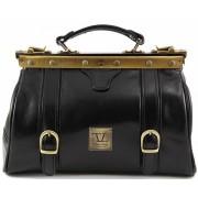 Саквояж Tuscany Leather Mona-Lisa TL10034 black