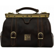 Саквояж Tuscany Leather Mona-Lisa TL10034 dark brown
