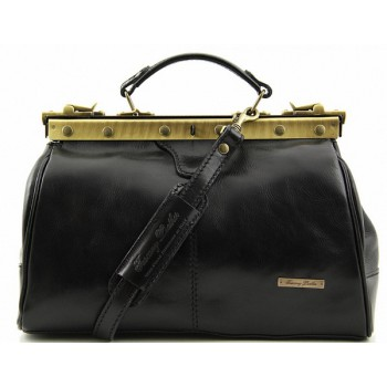 Саквояж Tuscany Leather Michelangelo TL10038 black