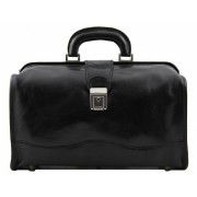 Саквояж Tuscany Leather Raffaello TL10077 black