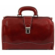 Саквояж Tuscany Leather Raffaello TL10077 red