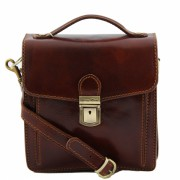 Мужская сумка Tuscany Leather David TL140931 brown