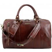Дорожная сумка Tuscany Leather Voyager TL141216 brown