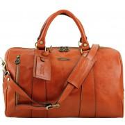 Дорожная сумка Tuscany Leather Voyager TL141216 honey