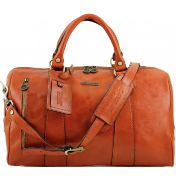Дорожная сумка Tuscany Leather Voyager TL141216 honey