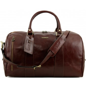 Дорожная сумка Tuscany Leather Voyager TL141217 brown
