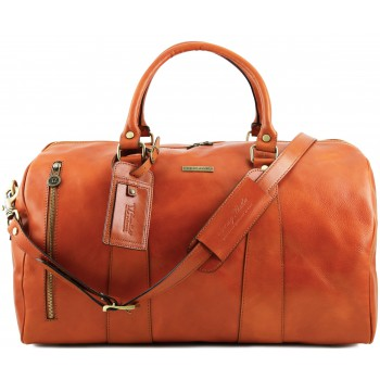 Дорожная сумка Tuscany Leather Voyager TL141217 honey