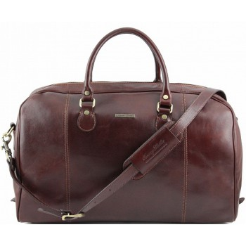 Дорожная сумка Tuscany Leather Voyager TL141218 brown