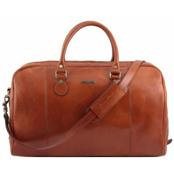 Дорожная сумка Tuscany Leather Voyager TL141218 honey