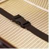 Кожаная сумка для ноутбука Tuscany Leather Vicenza TL141240 dark brown