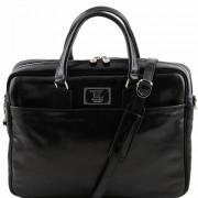 Сумка для документов Tuscany Leather Urbino TL141241 black
