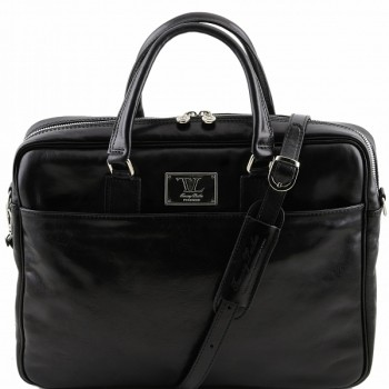Сумка для документов Tuscany Leather Urbino TL141241 black