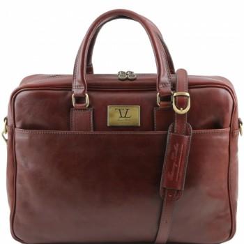 Сумка для документов Tuscany Leather Urbino TL141241 brown