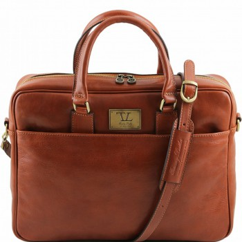 Сумка для документов Tuscany Leather Urbino TL141241 honey