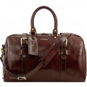 Дорожная сумка Tuscany Leather Voyager TL141248 brown