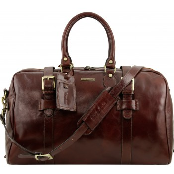Дорожная сумка Tuscany Leather Voyager TL141248 brown