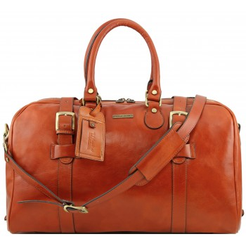 Дорожная сумка Tuscany Leather Voyager TL141248 honey