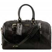 Дорожная сумка Tuscany Leather Voyager TL141248 dark brown
