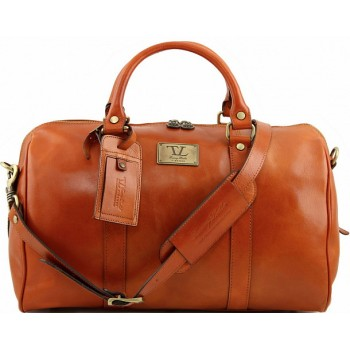 Дорожная сумка Tuscany Leather Voyager TL141250 honey