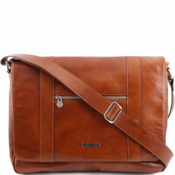 Сумка свободного стиля Tuscany Leather Dynamic TL141252 honey