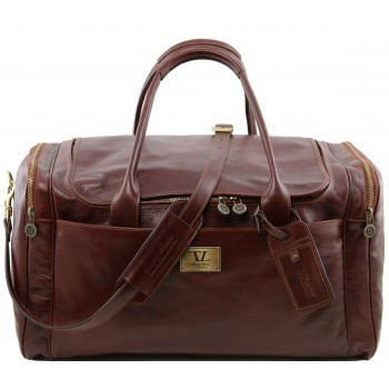 Дорожная сумка Tuscany Leather Voyager TL141281 brown