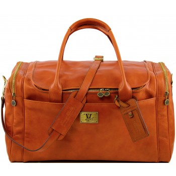 Дорожная сумка Tuscany Leather Voyager TL141281 honey