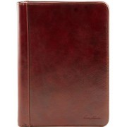 Кожаная папка Tuscany Leather LUIGI XIV TL141287 brown