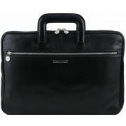Сумка для документов Tuscany Leather Caserta TL141324 black